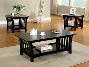 Cheap end tables and coffee table sets furniture for Modern coffee table and end table set