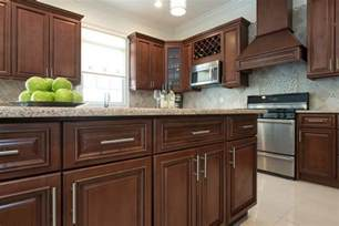 Assemble Kitchen Cabinets by Signature Chocolate Ready To Assemble Kitchen Cabinets