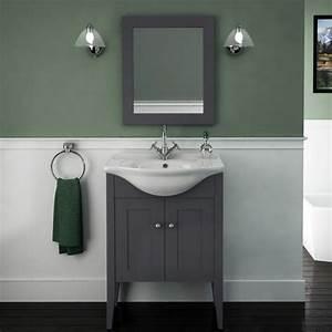 meuble salle de bain faible profondeur conseils pratiques With salle de bain design avec vasque à poser faible profondeur