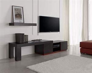 Table Tv Design : modern tv stands enchanced the modern living room inoutinterior ~ Teatrodelosmanantiales.com Idées de Décoration