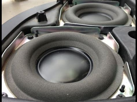 bose car stock subwoofer youtube