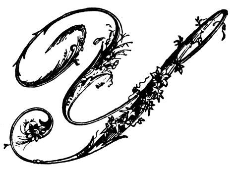fancy letter y designs y ornamental script clipart etc