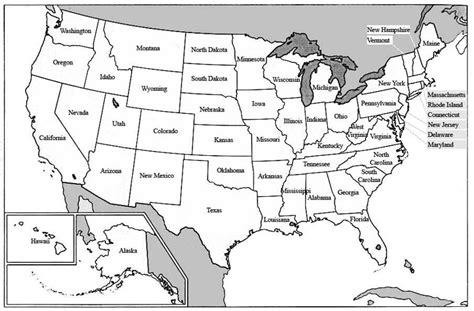 usa state maps interactive state maps  usa state maps