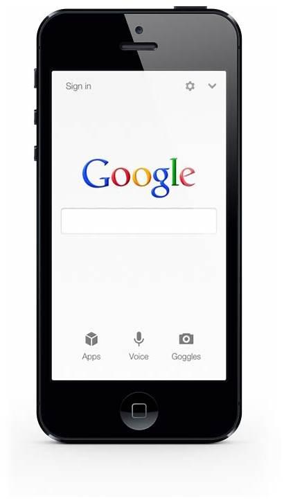 Google App Iphone Ios Smartphone Voice Siri