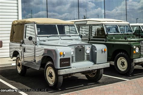 land rover classic for jaguar land rover classic works simply incredible