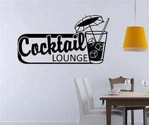 Wand Glas Küche : wandtattoo cocktail glas bar k che wand sticker aufkleber wandbild 3d646 wandtattoos sonstiges ~ Sanjose-hotels-ca.com Haus und Dekorationen
