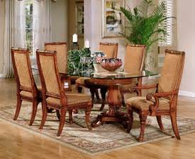 glass dining room sets glass dining tables sets best dining table ideas