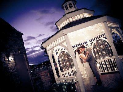 popular venue  terrace gazebo  intimate