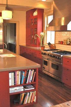 color kitchen cabinets use picture frames to visually offset that tricky spot 6430