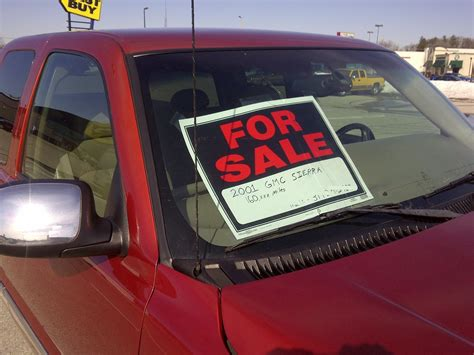 How To Sell A Used Vehicle by Throttle All About Cars And The Who Drive Them
