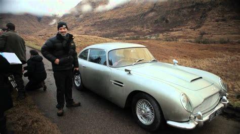Aston Martin Db5 Video Blog