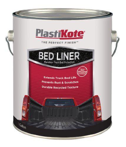 Plastikote Bed Liner by Plastikote 265g Black Truck Bed Liner 1 Gallon Truck