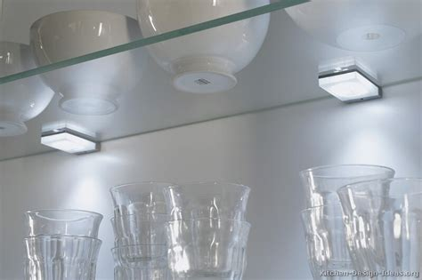 kitchen glass cabinet lighting minor kitchen remodels that make a huge difference