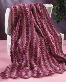 Quick Crochet Afghan Patterns