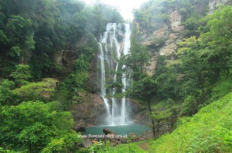cunca rami waterfall west flores labuan bajo indonesia