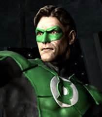 voice of green lantern hal mortal kombat vs dc