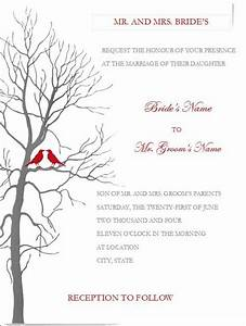 free wedding invitation templates for microsoft word diy With free wedding invitation templates landscape