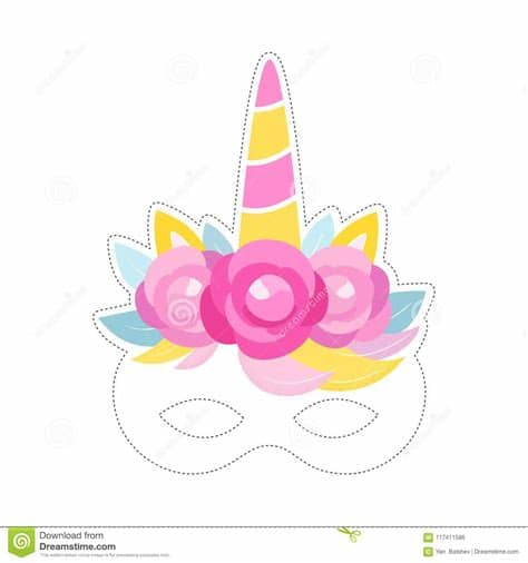 Find the best unicorn backgrounds for desktop on getwallpapers. Unicorn Mask Photo Booth Prop. Birthday Or Slumber Party ...