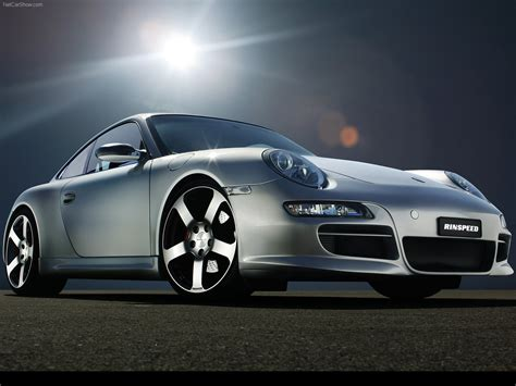 Rinspeed Porsche 997s Indy Photos Photogallery With 13