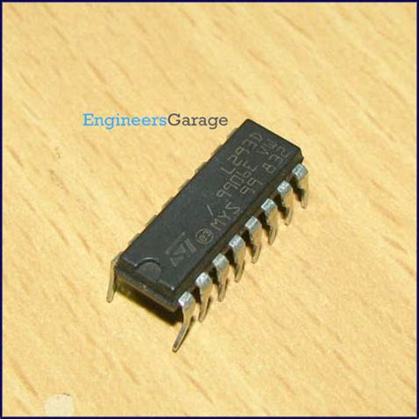 ld motor driver ic ld datasheet engineersgarage
