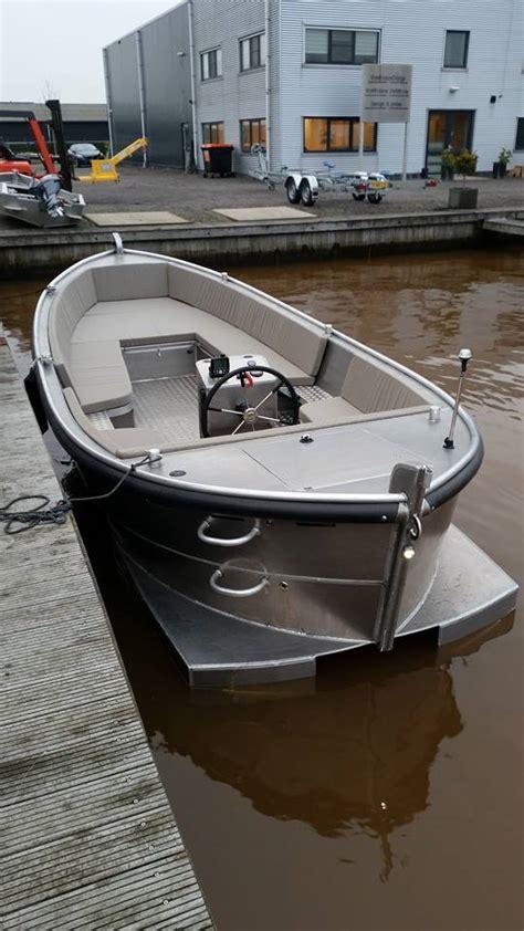 Sloep Trailer Occasion by Van Vossen 700 Verschuur Watersport