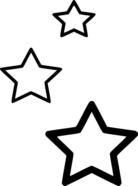 stars svg png icon
