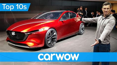 mazda    kai concept shows   expect