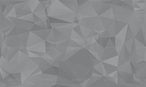 grey polygon background  teamicons graphicriver