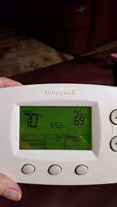 Almost New Honeywell Focus Pro Th6000 Programmable