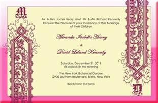 indian wedding invitations felicia 39 s modern indian wedding