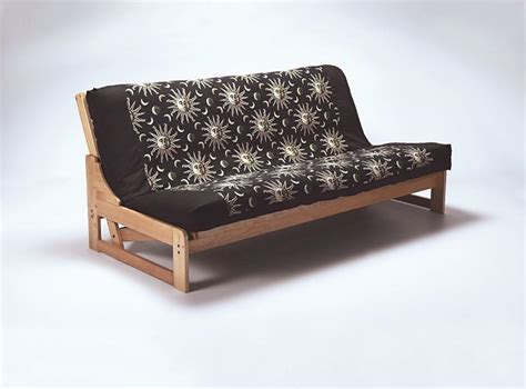 Wooden Frame Sofa Bed by Solid Wood Futon Sofabed Frame Wooden Sofa Bed