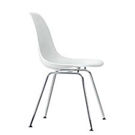 chaise eames blanche chaise vitra dsx eames blanche idees fr