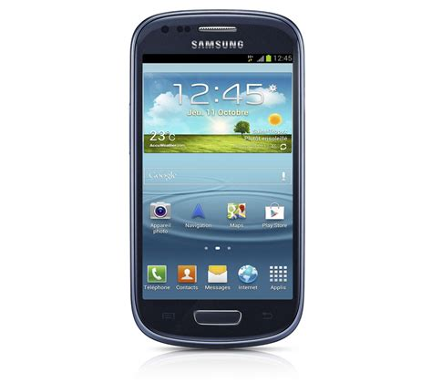 carrefour mobile phones samsung t 233 l 233 phone mobile galaxy s3 smartphone pas cher