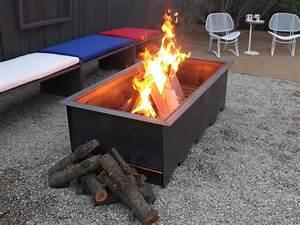 Wood Burning Fire Pit Ideas HGTV