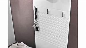 Garderobenpaneel Weiß Matt : garderobenpaneel life mdf wei hochglanz geriffelt ~ Frokenaadalensverden.com Haus und Dekorationen