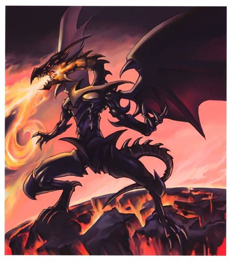 Red-Eyes Black Dragon.Deck (September 2017 TCG Format ...