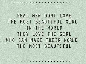 The Most Beautiful Girl - The Daily Quotes