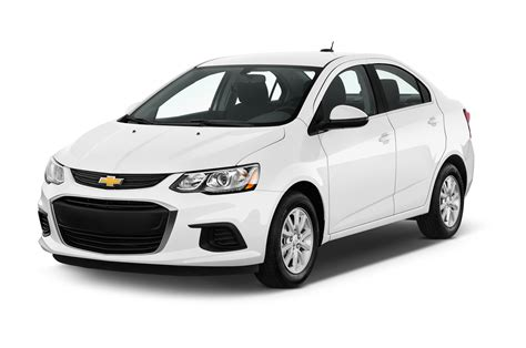 Refreshed 2017 Chevrolet Sonic Debuts At 2018 New York