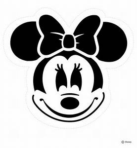 easy jack o lantern stencils minnie mouse pumpkin With vampire mickey mouse pumpkin template