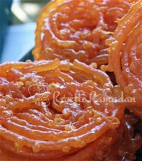 recette de cuisine tunisienne pour le ramadan zlabia gâteau au miel du maghreb recette ramadan
