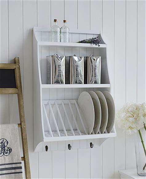white kitchen plate rack  plates  shelf  white lighthouse