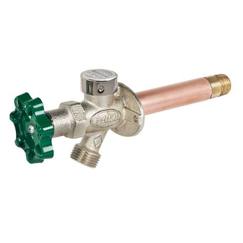 Prier Products 12 In X 8 In Brass Mpt X Swt Heavy Duty