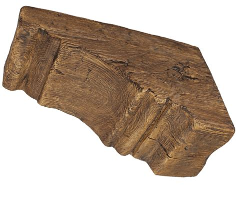 Faux Corbels by Time Weathered Rustic Faux Wood Corbels Ship