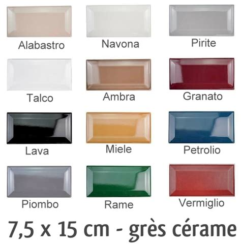 carrelage metro cuisine biselado blanco 7 5x15 cm carreaux métro as de carreaux