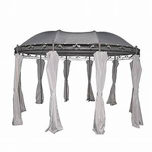 Ersatzdach Für Rund Pavillon Beige ø 3 5 M : gartenpavillons aus metall und weitere pavillons pergolen ~ Indierocktalk.com Haus und Dekorationen
