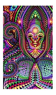 Acidmath Psychedelic Art Wallpapers Android App - YouTube