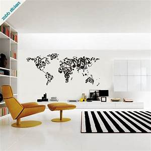 20 awesome stickers to put on your wall With awesome horizontal wall decals