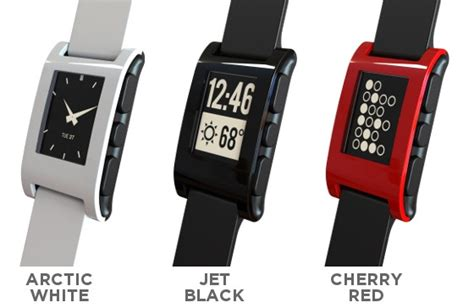 watches that work with iphone gottabefunded pebble smart for iphone android