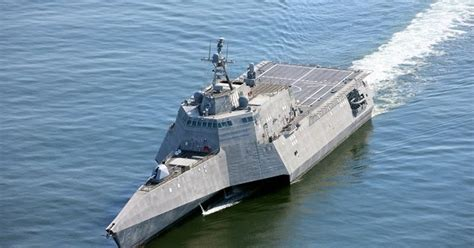 World Defence News: Future Independence-class LCS USS ...