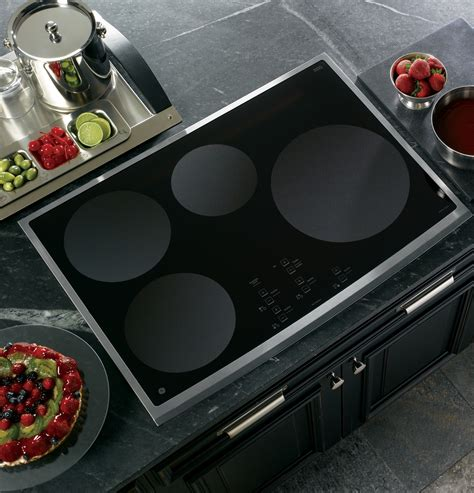 ge profile series  electric induction cooktop
